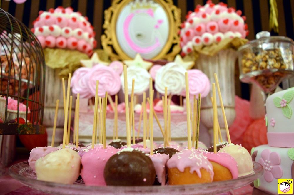 Candy bar rosa