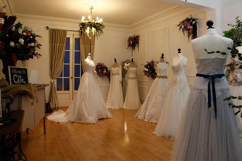 Colección de vestitos de novia 2016-17 de Martha Peters