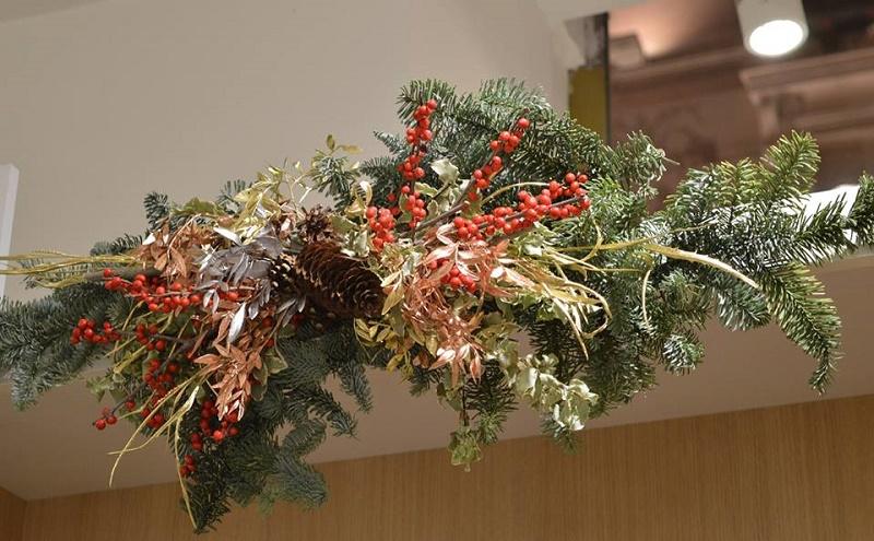 Ideas Decoración navideña en tiendas