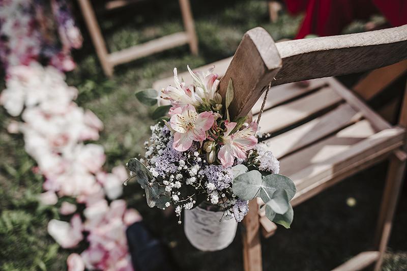 Decoración handmade bodas