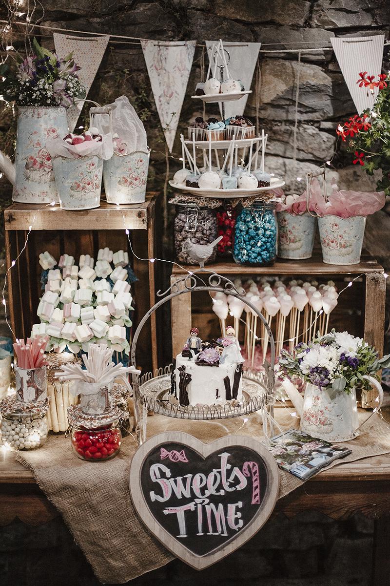 Candy Bar bodas