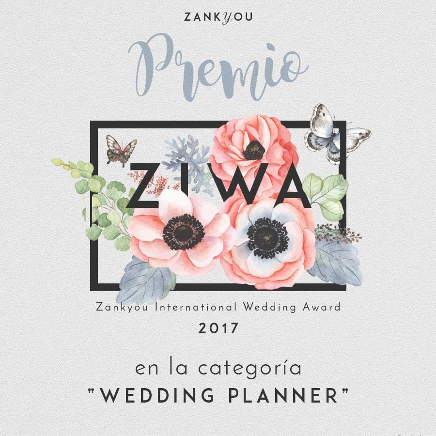Premio Zankyou International Wedding Awards