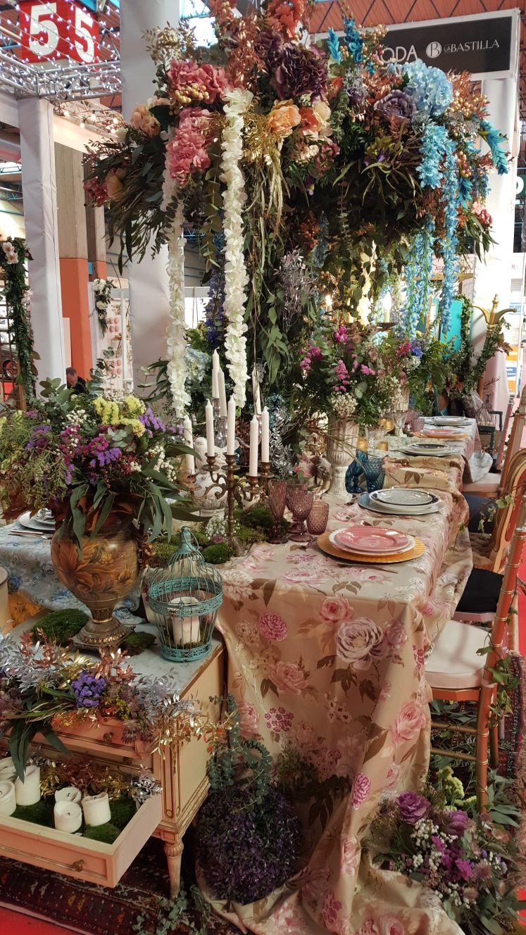 Mesas bonitas bodas