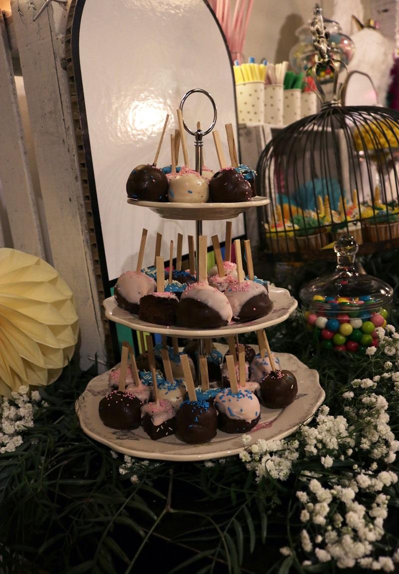 Candy bar comunión Zaragoza