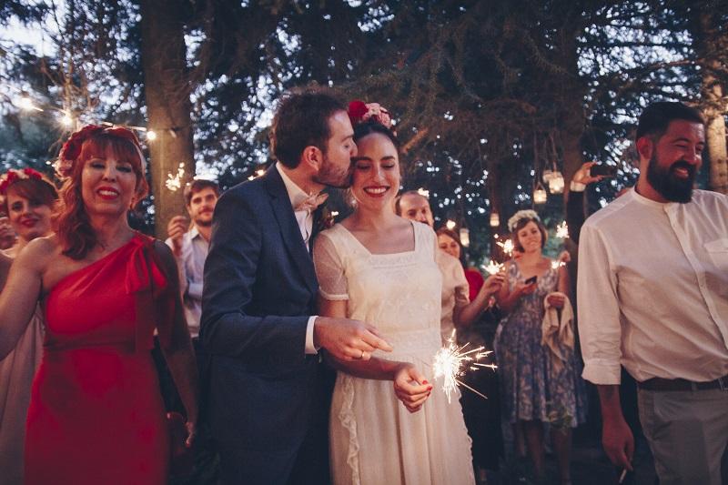 Boda de Laura y Raúl Segovia