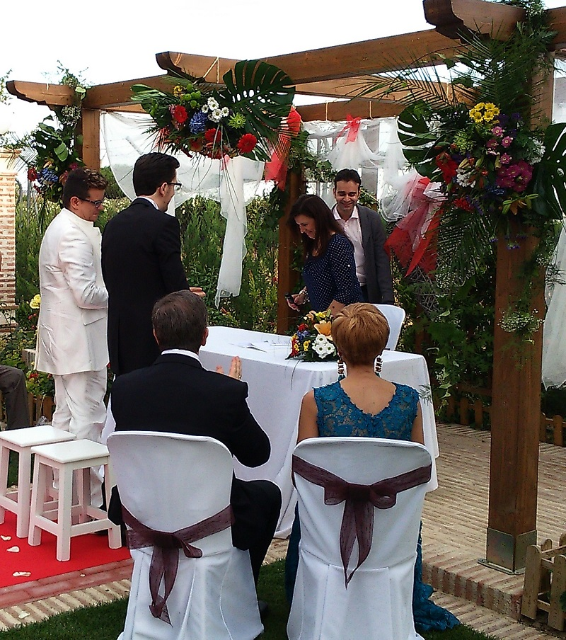 Organización de bodas gays Madrid