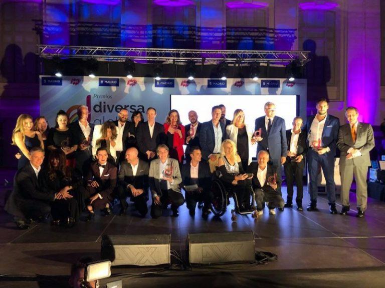 Premios Diversa 2018