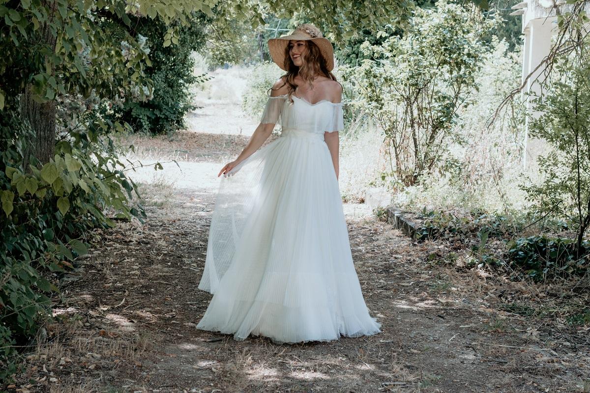Vestidos de novia Martha Peters