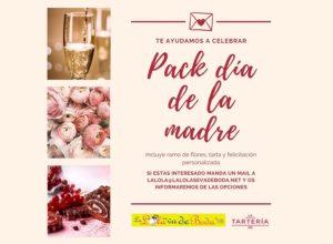 regalos día de la madre envíos a domicilio Zaragoza
