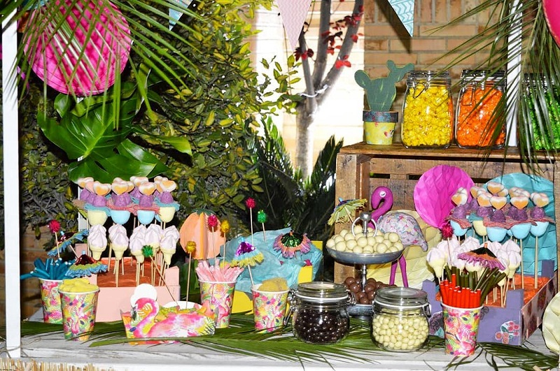 CAndy Bar tropical