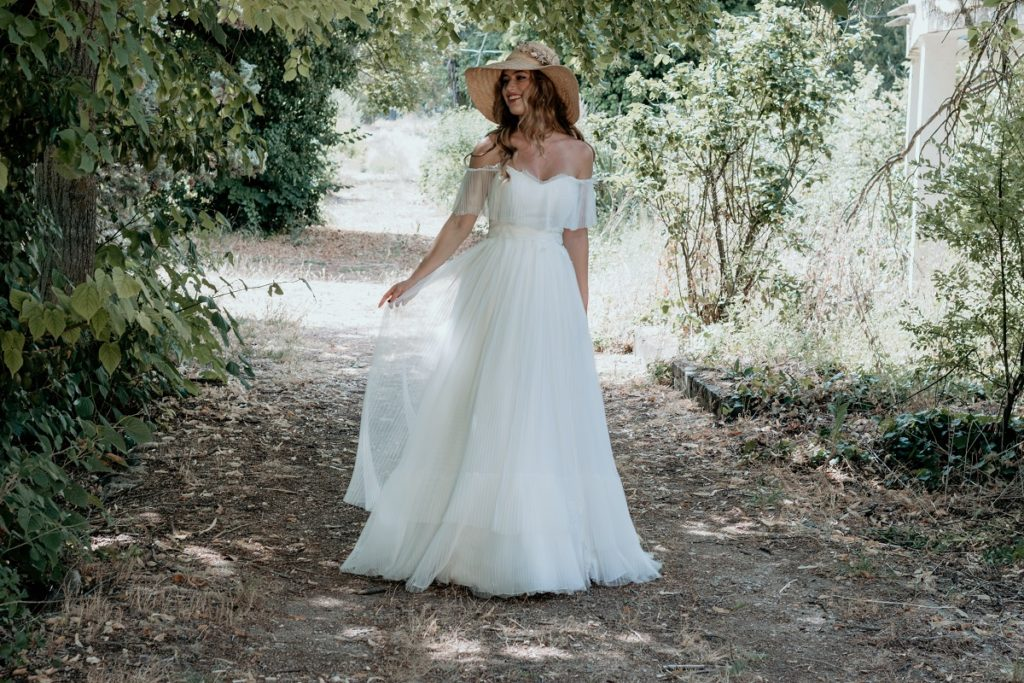 Vestidos de novia Martha Peters